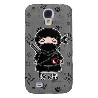 No Chi! Ninja iPhone 3 Case Grey