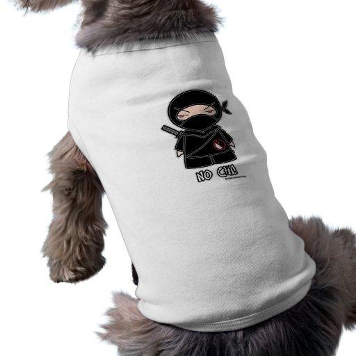 No Chi! Ninja Pet Clothing