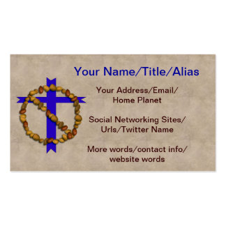 No Christian Nuts Pack Of Standard Business Cards