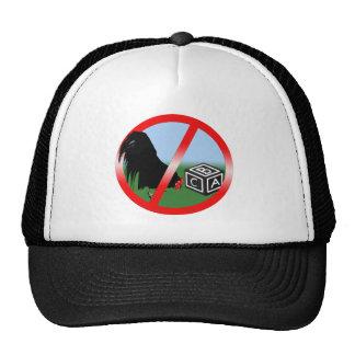 No Cockblocking Cap