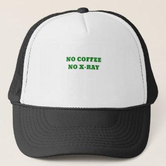 No Coffee No X-Ray Cap