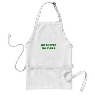 No Coffee No X-Ray Standard Apron