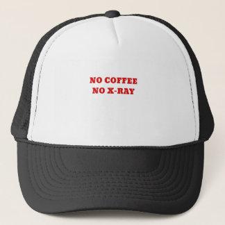 No Coffee No Xray Cap