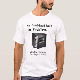 No Combination No Problem T-Shirt