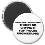 No Crying in Software Engineering Magnets