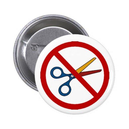 No Cuts Button