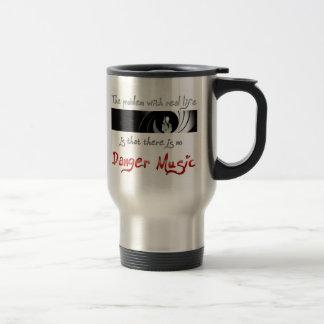 No Danger Music Coffee Mugs