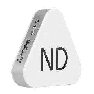 No Date ai Bluetooth Speaker