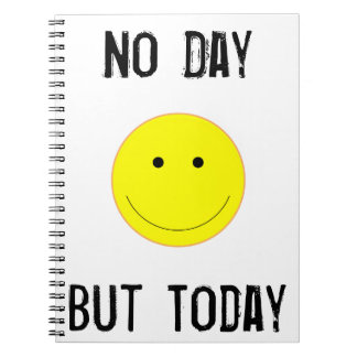 No Day But Today w/ Smiley Journal