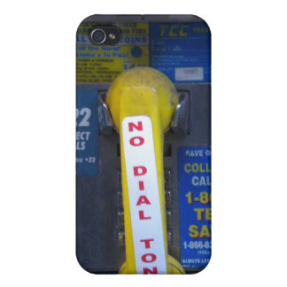 No Dial Tone iPhone 4 Cover