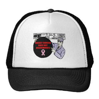 No Discrimination Breast Cancer Hat