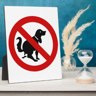 NO Dog Fouling ⚠ Thai Sign ⚠ Display Plaques