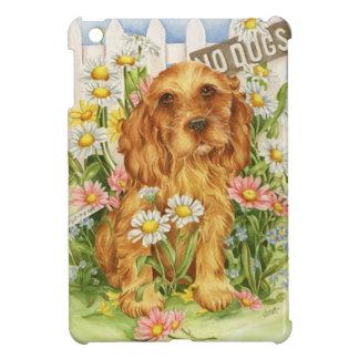 No dogs! iPad mini cover