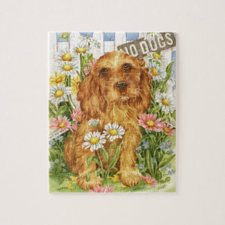 No dogs! puzzles