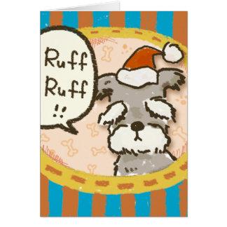 """""""no doubt, i'm Santa!"""" Card"""