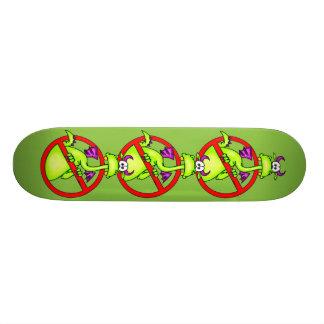 No Dragons Allowed Symbol Skateboards