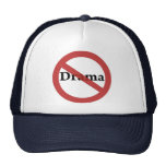 No Drama Allowed!