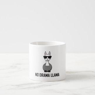 No Drama Llama Sunglasses Espresso Cup