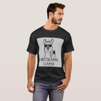 """""""No drama llama"""" tee shirt"""