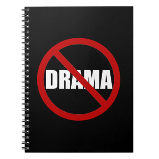 No Drama Notebook