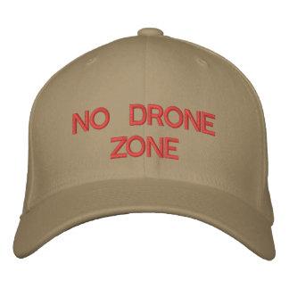 NO DRONES! 9th Amendment Embroidered Hat