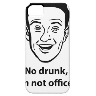 No drunk, i'm not officer. iPhone 5 cases