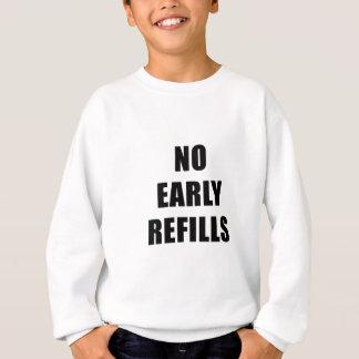 No Early Refills Sweatshirt