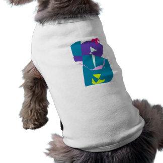 No End Sleeveless Dog Shirt
