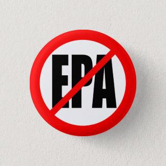"""NO EPA"" 3 CM ROUND BADGE"