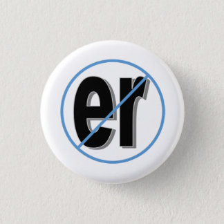 no er 3 cm round badge