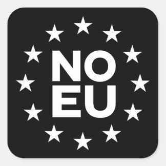 No EU Sticker v2 inverted
