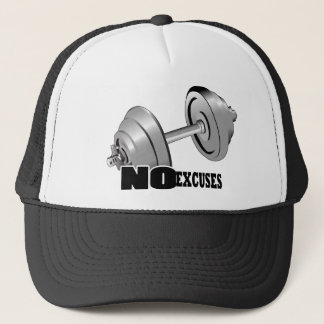 No Excuses Trucker Hat