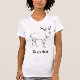 No Eye Deer Tee