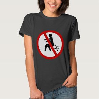 NO Farting ⚠ Funny Thai Toilet Sign ⚠ Shirts