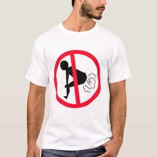 No Farting T-Shirt
