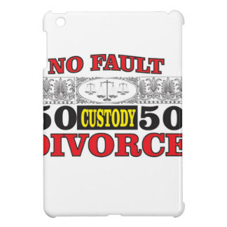 no-fault divorce 50 50 equality cover for the iPad mini