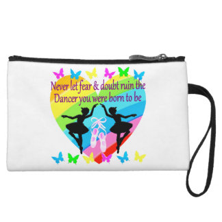 NO FEAR JUST FAITH DANCER DREAMS WRISTLETS