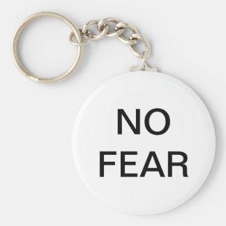 """No Fear"" Key Chain"
