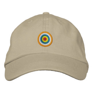 No Fear - No Violence Embroidered Hat