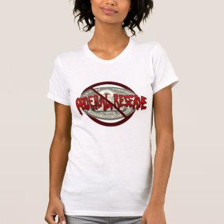 No Federal Reserve T-Shirt