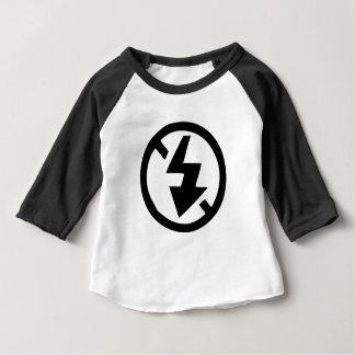 No Flash Photography Baby T-Shirt