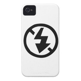 No Flash Photography Case-Mate iPhone 4 Case