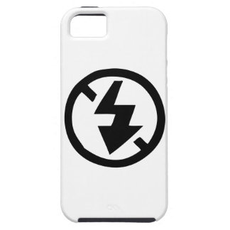 No Flash Photography iPhone 5 Case