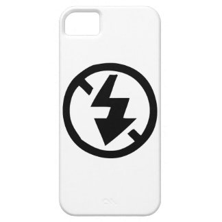 No Flash Photography iPhone 5 Cover