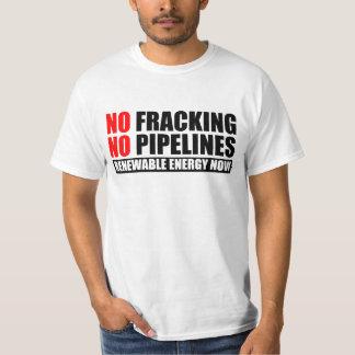 No Fracking T-Shirt