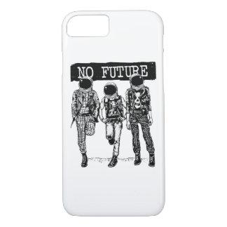 No Future Glossy Phone Case