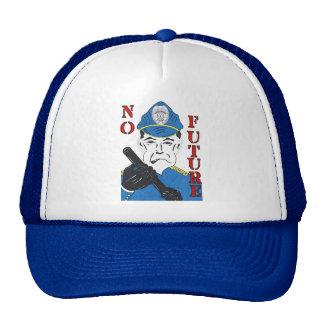 """""""No Future"""" Trucker Hats"""