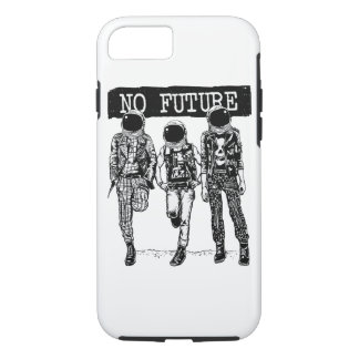No Future Tough Phone Case