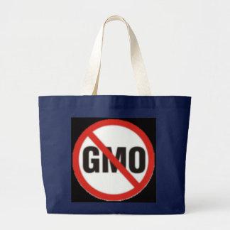 No GMO Large Tote Bag