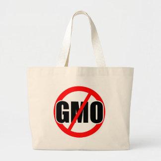 NO GMO - organic mansanto activism protest farming Bag